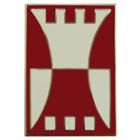 Vanguard ARMY COMBAT SERVICE IDENTIFICATION BADGE (CSIB): 416TH ENGINEER COMMAND