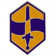 Vanguard ARMY COMBAT SERVICE IDENTIFICATION BADGE (CSIB): 460TH CHEMICAL BRIGADE