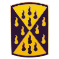 Vanguard ARMY COMBAT SERVICE IDENTIFICATION BADGE (CSIB): 464TH CHEMICAL BRIGADE