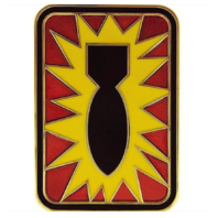 Vanguard ARMY COMBAT SERVICE IDENTIFICATION BADGE (CSIB): 52ND ORDNANCE GROUP