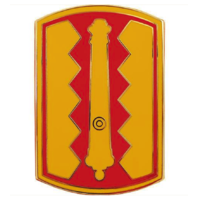 Vanguard ARMY COMBAT SERVICE IDENTIFICATION BADGE 54TH FIELD ARTILLERY BRIGADE