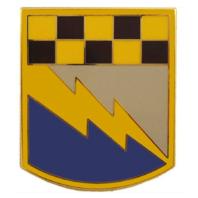 Vanguard ARMY COMBAT SERVICE ID BADGE 525TH BATTLEFIELD SURVEILLANCE BRIGADE