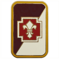 Vanguard ARMY COMBAT SERVICE IDENTIFICATION BADGE (CSIB): 62ND MEDICAL BRIGADE