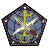 Vanguard ARMY COMBAT SERVICE ID BADGE (CSIB) 704TH MILITARY INTELLIGENCE BRIGADE