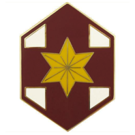 Vanguard ARMY COMBAT SERVICE IDENTIFICATION BADGE (CSIB): 804TH MEDICAL BRIGADE