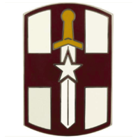 Vanguard ARMY COMBAT SERVICE IDENTIFICATION BADGE (CSIB): 807TH MEDICAL COMMAND