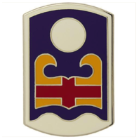 Vanguard ARMY COMBAT SERVICE IDENTIFICATION BADGE (CSIB): 92ND INFANTRY BRIGADE