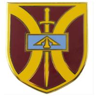 Vanguard ARMY COMBAT SERVICE IDENTIFICATION BADGE (CSIB): 916TH SUPPORT BRIGADE