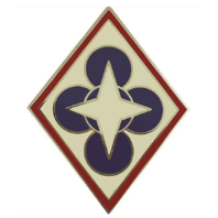 Vanguard ARMY COMBAT SERVICE IDENTIFICATION BADGE (CSIB): COMBINED ARMS SUPPORT COMMAND
