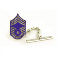 Vanguard AIR FORCE TIE TAC: CHIEF MASTER SERGEANT