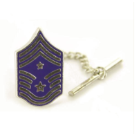 Vanguard AIR FORCE TIE TAC: COMMAND CHIEF MASTER SERGEANT