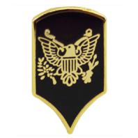 Vanguard ARMY TIE TAC: SPECIALIST 4