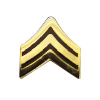 Vanguard ARMY TIE TAC: SERGEANT