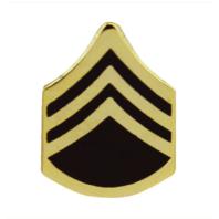 Vanguard ARMY TIE TAC: STAFF SERGEANT