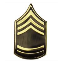 Vanguard ARMY TIE TAC: SERGEANT FIRST CLASS