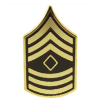 Vanguard ARMY TIE TAC: FIRST SERGEANT