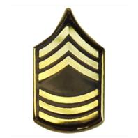 Vanguard ARMY TIE TAC: MASTER SERGEANT