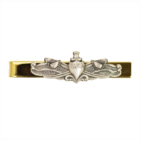 Vanguard NAVY TIE CLASP: CPO SURFACE WARFARE