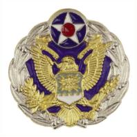 Vanguard AIR FORCE LAPEL PIN: AIR STAFF