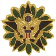 Vanguard LAPEL PIN: GENERAL STAFF