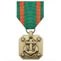 Vanguard FULL SIZE MEDAL NAVY ACHIEVEMENT
