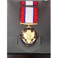 Vanguard Army Distinguished Service Medal Presentation Set EUC