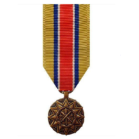 Vanguard MINIATURE MEDAL ARMY RESERVE COMPONENT ACHIEVEMENT