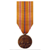 Vanguard MINIATURE MEDAL ASIATIC PACIFIC CAMPAIGN