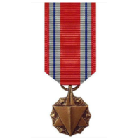 Vanguard AIR FORCE MINIATURE MEDAL: COMBAT READINESS