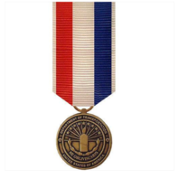 Vanguard Miniature Coast Guard 9-11 Medal Award