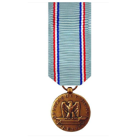 Vanguard AIR FORCE MINIATURE MEDAL GOOD CONDUCT