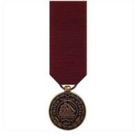 Vanguard (Mini) Miniature US Navy Good Conduct Medal Award
