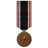 Vanguard Miniature medal for the Prisoner of War (POW) award (Individually priced)