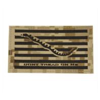 Vanguard FLAG PATCH: DON'T TREAD ON ME - IR - DESERT DIGITAL