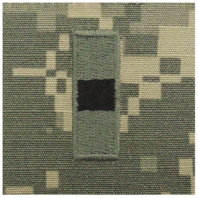 Vanguard ARMY EMBROIDERED ACU SEW ON RANK INSIGNIA: WARRANT OFFICER 1