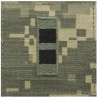 Vanguard ARMY EMBROIDERED ACU RANK INSIGNIA: WARRANT OFFICER 2