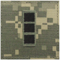 Vanguard ARMY EMBROIDERED ACU RANK INSIGNIA: WARRANT OFFICER 3