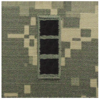 Vanguard ARMY EMBROIDERED ACU SEW ON RANK INSIGNIA: WARRANT OFFICER 3