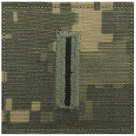 Vanguard ARMY EMBROIDERED ACU RANK INSIGNIA: WARRANT OFFICER 5