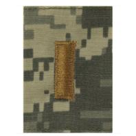 Vanguard ARMY GORTEX RANK: SECOND LIEUTENANT - ACU JACKET