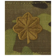Vanguard ARMY GORTEX RANK: MAJOR - OCP JACKET TAB