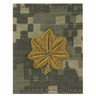 Vanguard ARMY GORTEX RANK: MAJOR - ACU JACKET