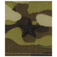 Vanguard ARMY GORTEX RANK: BRIGADIER GENERAL - OCP JACKET TAB