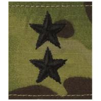 Vanguard ARMY GORTEX RANK: MAJOR GENERAL - OCP JACKET TAB