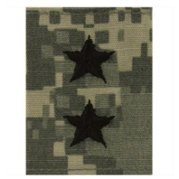 Vanguard ARMY GORTEX RANK: MAJOR GENERAL - ACU JACKET