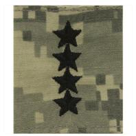 Vanguard ARMY GORTEX RANK: GENERAL (4-STAR) - ACU JACKET