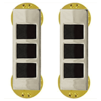 Vanguard ARMY RANK INSIGNIA: WARRANT OFFICER 3 - NICKEL PLATED