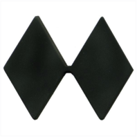 Vanguard ARMY ROTC RANK INSIGNIA: LIEUTENANT COLONEL - DOUBLE DIAMOND
