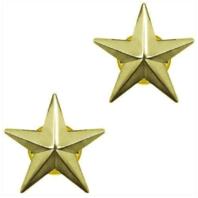 "Vanguard GOLD STAR: 5/8"" CLUTCH BACK - PAIR"