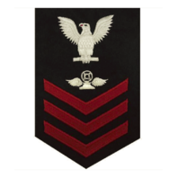 Vanguard NAVY E6 MALE RATING BADGE: AIR TRAFFIC CONTROL